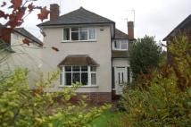 Detached home in Elm Road, Albrighton...