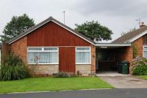 Bungalow for sale in Woodland Close...