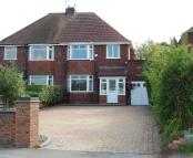 3 bed semi detached home in Bowling Green Lane...