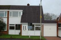 3 bedroom semi detached property in Bredon Close, Albrighton...