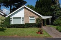Detached Bungalow in Grange Park, Albrighton...