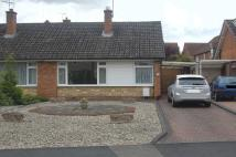2 bedroom Semi-Detached Bungalow for sale in Cotswold Drive...