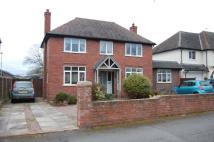 3 bed Detached property in Meadow Road, Albrighton...