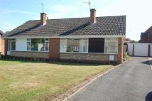 Semi-Detached Bungalow for sale in Cotswold Drive...