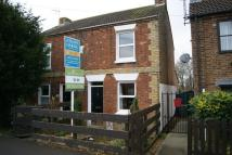 2 bed semi detached home to rent in Peterborough Road...