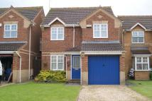 3 bed Detached property in Harvester Way, Crowland...