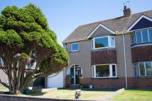 3 bedroom semi detached home for sale in St Peters Road, Johnston...