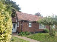 1 bedroom Bungalow to rent in Deben Way, Felixstowe