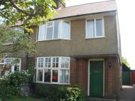 semi detached property in High Road West...