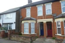 Terraced home in Maidstone Road...