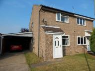 2 bed home in St Martins Green...