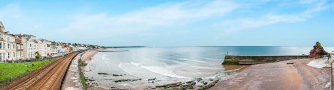 Dawlish Beach