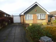 Detached Bungalow in Russell Avenue, Alsager