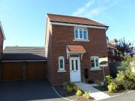 Link Detached House in St Davids Mews, Crewe