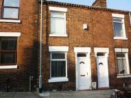 Terraced home in Denbigh Street...