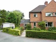 3 bed semi detached home to rent in Lichfield Road, Stone