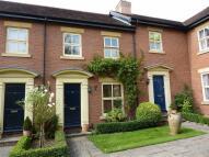 Terraced home in Welsh Row, Nantwich
