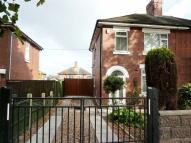 semi detached home in Sherwood Road...