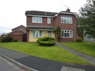 Detached house in Tate Drive, Haslington