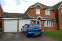 4 bedroom Detached property to rent in John Rhodes Way...