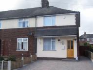 semi detached property to rent in Maureen Avenue...