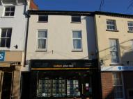 2 bed Flat to rent in High Street, Stone