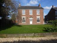 4 bed new house in Mill Row, Sandbach