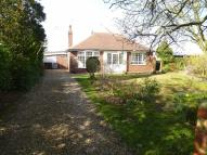 2 bed Detached Bungalow in Congleton Road North...
