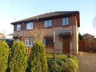 semi detached house in Mendip Close, Winsford