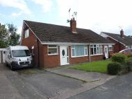 3 bedroom Semi-Detached Bungalow to rent in Milton Drive, Wistaston