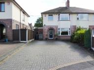 semi detached property to rent in Templar Crescent...