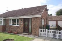 2 bed Semi-Detached Bungalow for sale in Wold View, South Cave...