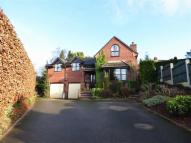 4 bed Detached house in Birchall Close, Leek