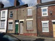 Terraced home for sale in Denbigh Street, Hanley...