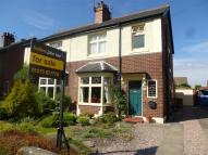 3 bed semi detached property for sale in Sandbach Road North...
