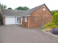 Detached Bungalow in Dunham Close, Alsager