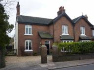semi detached property for sale in Crewe Road, Alsager