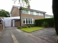 Woodland Road semi detached house for sale