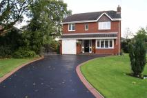 4 bed Detached home in Keats Drive, Rode Heath...