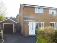 2 bed semi detached house in Spencer Close, Alsager