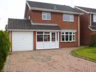 Detached house in Grosvenor Avenue, Alsager