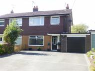 semi detached house for sale in Crewe Road, Alsager