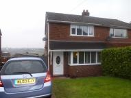 3 bedroom semi detached home for sale in Semper Close, Congleton
