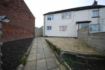 semi detached house in Station Road, Biddulph