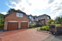 4 bed Detached house in Manor House Lane...