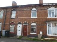Terraced home in Wistaston Road, Crewe