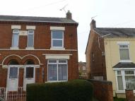 2 bedroom semi detached home in Queens Way, Winsford