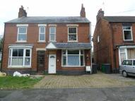 3 bed semi detached property for sale in Crewe Green Avenue...