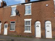2 bed Terraced property in Wistaston Road, Crewe