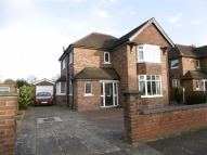 Detached property in Stanhope Avenue, Crewe